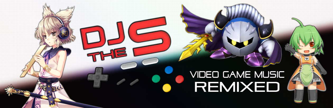DJ the S – Video game music remixed! | Video game remixes